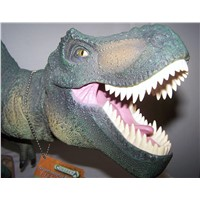 outdoor theme park artifical dino lifesize animatronic dinosaur