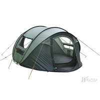 Two Double-Doors Two Windows Pop Up Tent