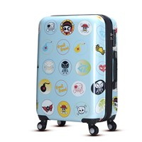 Travel trunk luggage from professional luggage manufatcurer