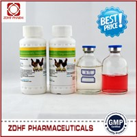 Animal health Menthol bromhexin hcl oral solution