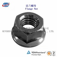 Flange Head Rail Locking Nut