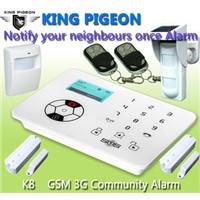 GSM Help for Neighbor Sos GSM 3G  Alarm, Community Safety(WCDMA )