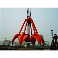 Mechanical and Hydraulic Grab Bucket