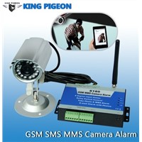 8 Digital input, 1 Relay output ,EXTENSION GSM/GPRS MMS ALARM CAMERA CCTV System S180