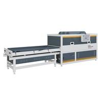 vacuum membrane press machine WV2300A-1