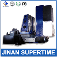 Automatic High speed CNC deep hole drilling machine for tube sheet