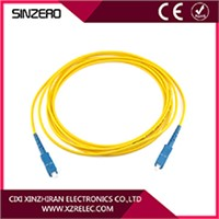Fiber Optic Pigtail SC Connector