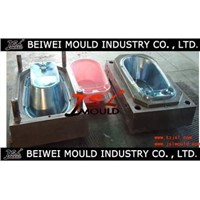 Custom Baby Bathtub Plastic Injection Mould