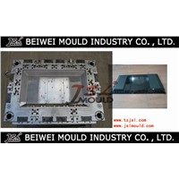 Custom LED TV Cover Injection Plastic Mould
