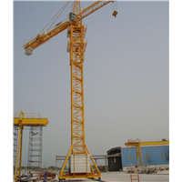 16 Ton Load Capacity Luffing Tower Crane