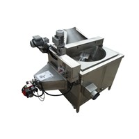 Automatic Chicken Deep Fryer|Chips Frying Machine