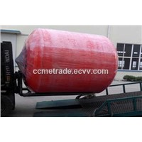 Poly Urea spray EVA foam filled port fenders