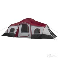 Three Rooms Cabin Family Tent