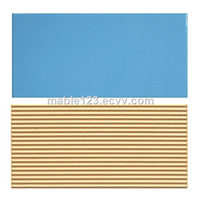 Anti-skid  Swimming Pool Tiles Blue Color