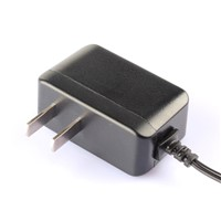 5v 12v ac dc wall plug power adapter for CCTV camera, monitor,security products