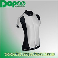 Dopoo sportswear wholesale promotional cycling wear bike jersey