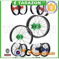 Off road Dirt Bike Motocross CNC aluminum parts wheels rim 17'' 18'' 19'' 21''