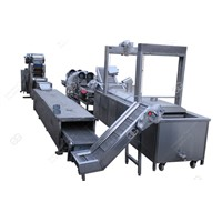 Potato Chips Production Line|chips making machines