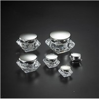 5gr 10gr 15gr 30gr 50gr cosmetic diamond jar