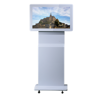 "42"" Floor Standing Rotatable and Customized Displayer"