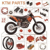 Dirt Bike CNC Aluminum Parts and accessories for KTM