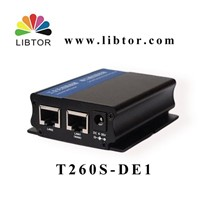 Libtor industrial 4g router T260S-DE1 with 1 sim card slot for Bus WiFi Application