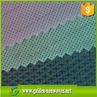 spunbond pp nonwoven fabric in rolls cross pattern non woven pp cambrelle