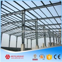 Special Offer Prefabricated Single Storey Industrial Building Steel Structure Construction Workshop