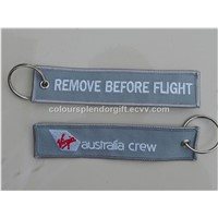 Virgin Australia Remove Before Flight crew tags