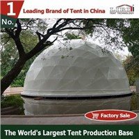 500 People Geodesic Dome Home Tent For Party Outdoor Event