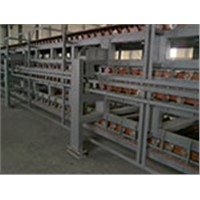 Automatic PU Sandwich Panel Production Line