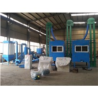 PP PE PVC recycling machine aluminum plastic recycling machine line