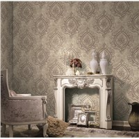 Hot Sales ! modern classic Nice wall paper design home decor 3d wallpapers
