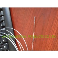 nylon 6 or 12 plastic pvc pp coated wire rope