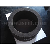 Brown aluminium oxide stone