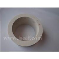 White alundum stone