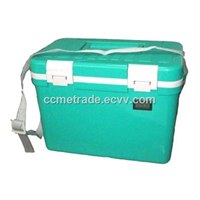 insulation plastic cooler box