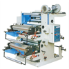 Paper Flexo Printing Machine 2 Color
