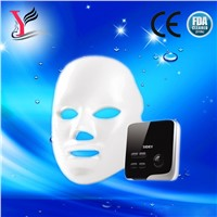 2015 personal use LED face mask for anti-aging /skin rejuvenation