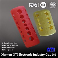 Heat-Resistance Silicone Bottle Sleeve