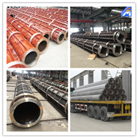 concrete spun pile steel mould