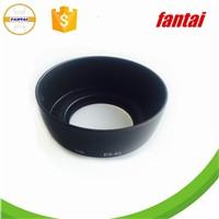 plastic lens hood  ES-62 for digital camera lens hood