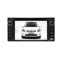 High quality car infotainment navigation multimedia car dvd player