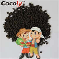 cocoly granular water soluble fertilizer instead of the npk urea compound fertilizer