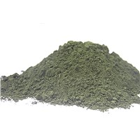 High purity manganous oxide powder