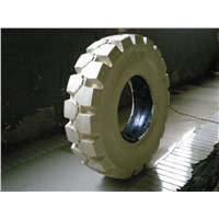 New solid tyre, complete rubber solid tyre ,standard and click type solid tire