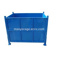 Industrial Stackable Steel Storage Bins