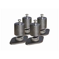 chemical industrial vacuum pump shock absorber