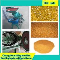Corn Crusher Corn Huller Corn Grits Machine