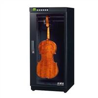 Dry Cabinet for Violin or Viola, Violin Case, Violin Display Cabinet